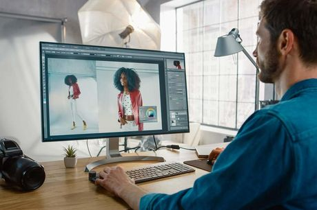 £8 for an adobe photoshop course from Creative Studios