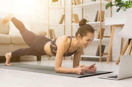 £19 for an online Pilates foundation level certificate from New Skills Academy