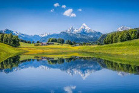 Aktivurlaub in den Alpen. Von Juli bis Oktober 2021 buchbar! Das Harry's Home in Bischofshofen bietet die Möglichkeit den Aufenthalt ganz individuell zu gestalten