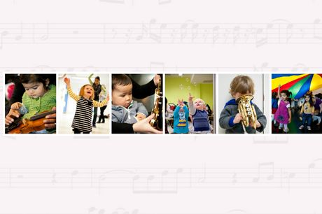 Baby Music with Mini Mozart at Samsung KX. What is it? Parents love to tell you how their little one is on their way to being a child prodigy, just because they got the moves to Baby Shark at the first time of asking