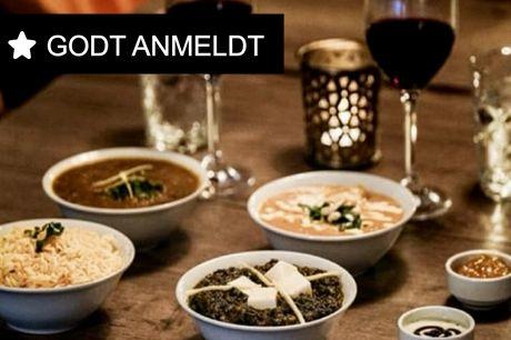 Spar 25% i aften: Oplev autentiske indiske retter i det centrale København hos Bombay Bistro. Bestil bord via R2N og få rabat på både mad og drikke.