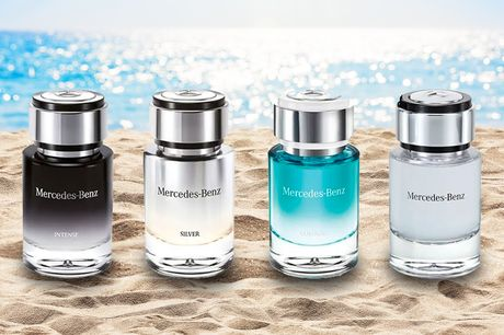 £19.99 instead of £49.99 for a Mercedes miniature aftershave set for men from Jan Kauf - save 60%
