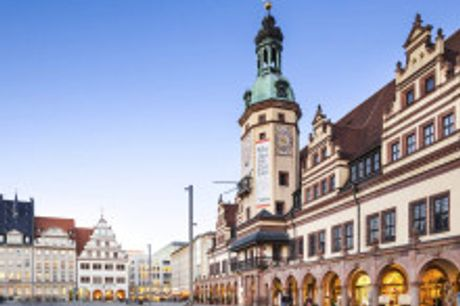 Leipzig-Genuss in bester Lage. Von Juli bis Oktober 2021 buchbar! Moderne Eleganz und professioneller Service machen das 4-Sterne Park Hotel Seaside zu einem beliebten Aufenthaltsort