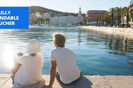 £85pp -- Croatia: 3-night Split stay near Old Town, 49% off