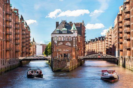 Best Western Premier hotel i Hamborg. Tag en byferie i Hamborg, og oplev de hyggelige kvarterer og byens flotte havnefront. I skal bo på et af byens førende hoteller, hvor I kan se frem til 1-4 overnatninger inkl. morgenmad og én middag. Kan indløses helt
