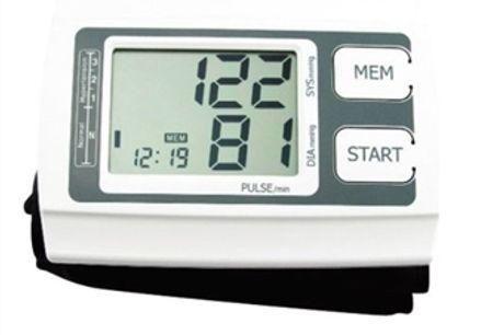 Medidor de Tensão Arterial de Braço com Memória, Bolsa de Transporte e Pilhas por 36€. PORTES INCLUIDOS.