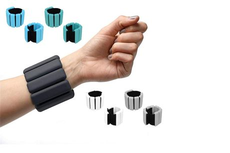 £19.99 for a pair of adjustable wrist weights from Domo Secret