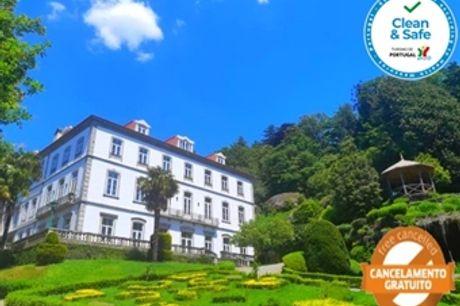 Hotel do Parque 4*: Estadia em Braga com Welcome Drink, em pleno Parque do Bom Jesus desde 38€. Respire Fundo e Aproveite!