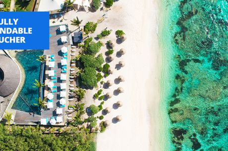 £495pp -- Mauritius: adults-only week w/meals & cocktails