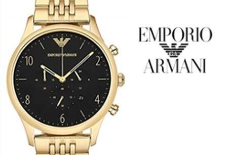 Relógio Emporio Armani® AR1893 por 248.82€ PORTES INCLUÍDOS