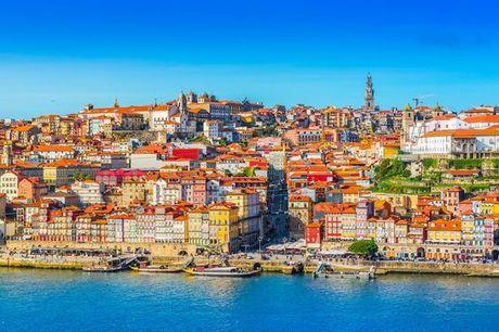 Portogallo Porto - Clip Hotel Gaia Porto a partire da € 67,00. Moderno e sofisticato hotel con terrazza panoramica