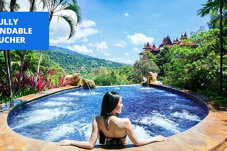 £145pp -- 'Luxury' Thai retreat: 5 nts w/transfers & massage