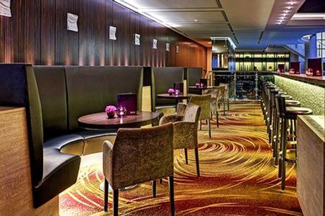 2-Gänge-Wochen-Menü mit Wein und Espresso in der Listo Lounge im Hilton Berlin (bis zu 48% sparen*)