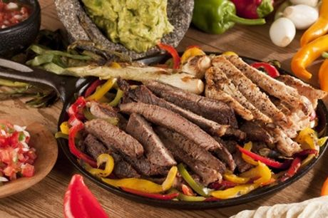Gemischte Grillplatte inkl. Beilagen und Dessert für 1, 2 o. 4 Pers. im Tropica Grillhaus (bis zu 53% sparen*)