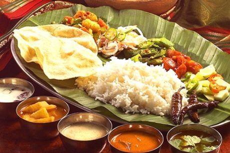 Indisches 3-Gänge Menü inkl. Aperitif für 2 oder 4 Personen im Luck Indian Restaurant (bis zu 59% sparen*)