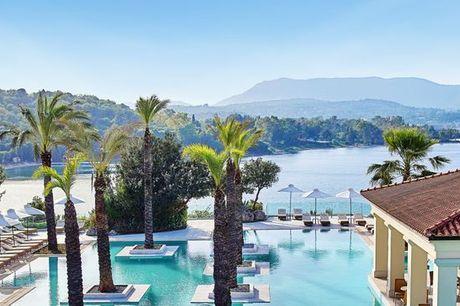 Grecia Corfù - Grecotel Eva Palace 5* a partire da € 207,00. Relax a 5* in un ambiente paradisiaco