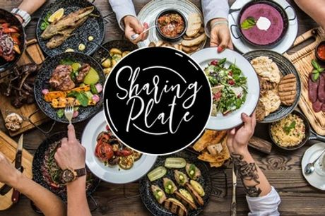 Kulinarische Sharing-Plate-Reise durch Berlin für 1 oder 2 Personen mit Sharing Plate (25% sparen*)