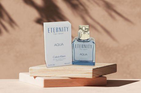 £21 instead of £60.46 for a 100ml bottle of Calvin Klein Eternity Aqua eau de toilette for women - save 65%