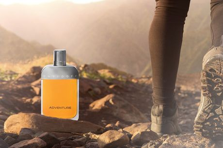 £17.99 instead of £42.50 for a 100ml bottle of Davidoff Adventure EDT - save 58%