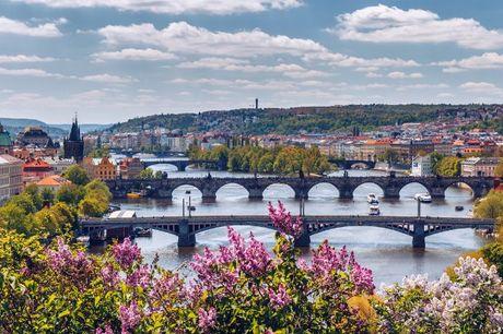 Få 2 nætter i hjertet af Prag inkl. morgenmad og fitness