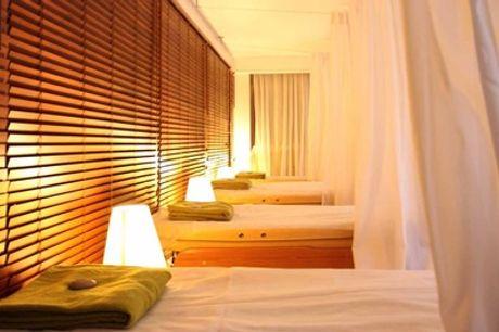Pause détente avec lit Shiatsu et modelage shiatsu amma corps ou corps huiles bios chez Parenthèse Bien-être