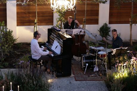Tickets from £19to 'Jazz on a Summer's Evening' at the Secret Garden concerts