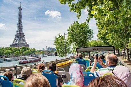 Visite de Paris avec arrêts multiples