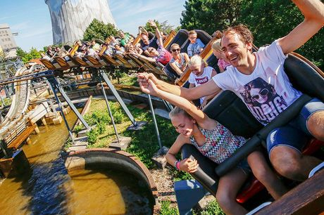 All-inclusief ticket | Wunderland Kalkar Onbeperkt friet, ijs & meer<br /> Net over grens bij Nijmegen/Arnhem<br /> Met meer dan 40 attracties