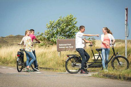 Interactieve fietsspeurtocht op Texel Ben jij op zoek naar een leuke activiteit voor de zomer en houd jij van fietsen? Dan is deze Texel Bike Trail echt wat voor jou. Je rijdt langs 12 locaties en komt via vragen van alles te weten over Texel!