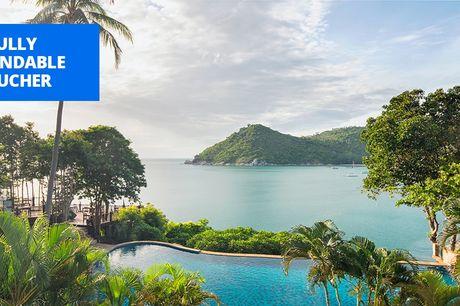 £239pp -- 5-star Thai island beach week with perks, save 55%