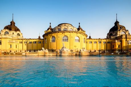 Ungheria Budapest - Mirage Medic Hotel 4* a partire da € 63,00. Hotel di design con vista a pochi metri dalla Piazza degli Eroi