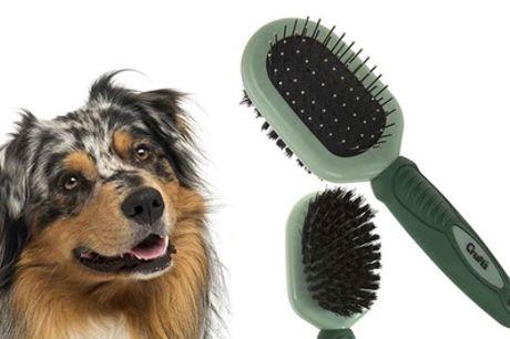 1 o 2 cepillos para perros