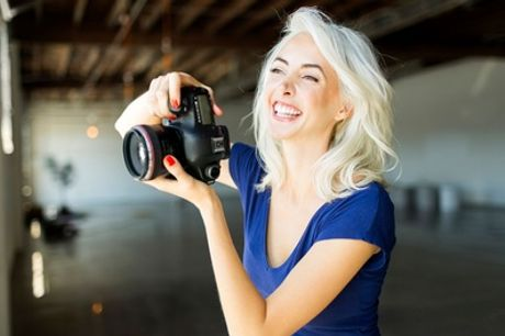Nikon-, Canon- oder Sony-Foto-Workshop für 1 Person bei Fotokurse Frankfurt am Main (81% sparen*)