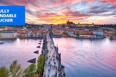 £75 -- Prague: 'sumptuous' 5-star city centre hotel, 84% off