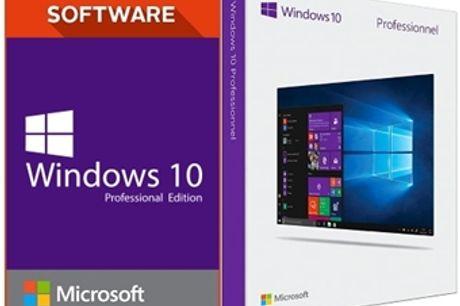 Microsoft Windows 10 Professional por 76€. O Melhor Windows de Sempre. ENVIO INCLUÍDO.
