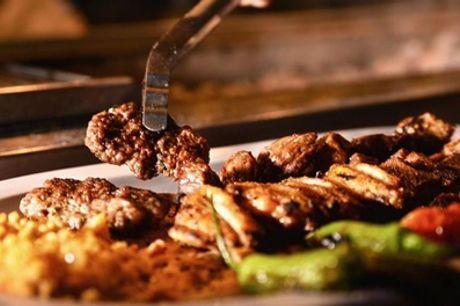 Türkisches Menü in 3 Gängen für 2 oder 4 Personen im Karabach Restaurant (25% sparen*)