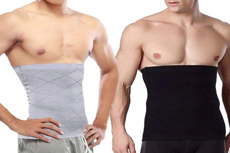 £7 instead of £32 for a waist wrap body shaper or £13 for two from Boni Caro - save up to 78%