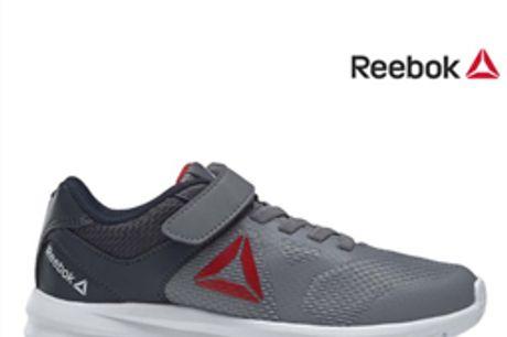 Reebok® Sapatilhas Júnior Grey Rush Runner - 31 por 34.32€ PORTES INCLUÍDOS