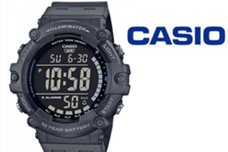 Relógio Casio® AE-1500WH-8BVEF por 37.49€ PORTES INCLUÍDOS