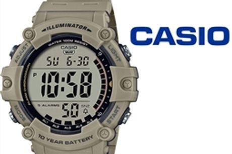 Relógio Casio® AE-1500WH-5AVEF por 37.49€ PORTES INCLUÍDOS