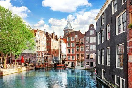 Paesi Bassi Amsterdam - Jaz Amsterdam a partire da € 45,00. Vista panoramica e arte nella capitale