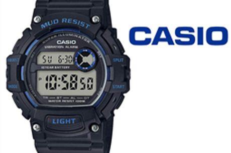 Relógio Casio® TRT-100H-2AVCF por 56.76€ PORTES INCLUÍDOS