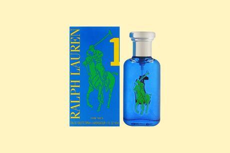 Ralph Lauren Big Pony 1 - Eau De Toilette 50ml <br /> houtachtig aromatisch<br /> Cadeautip!
