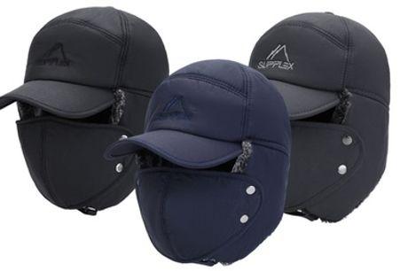 Men's Winter Thickened Warm Hat