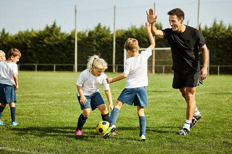 Online cursus jeugdtrainer voetbal Certificaat na afloop<br /> Digitale cursus voor beginners<br /> Geldig tot 6 maanden na aankoop
