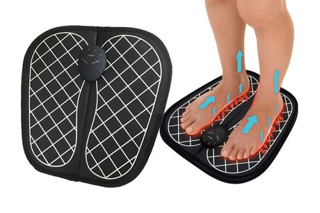 £9.99 instead of £29.99 for an electric foot massage mat from Just Gift Direct - save 66%