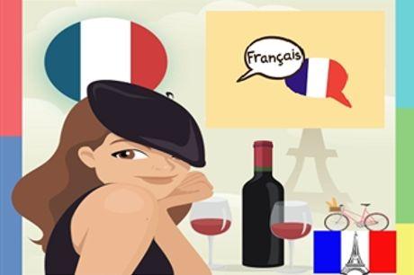 Curso Online de FRANCÊS Nível Intermédio desde 5.90€ com Certificado.