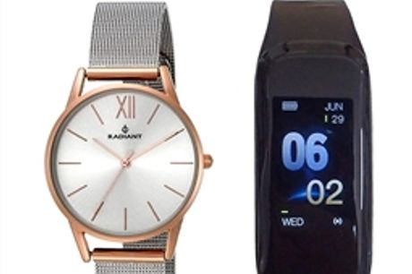 Pack Relógio Radiant® + Oferta Relogio Actividade RA438205T por 54.12€ PORTES INCLUÍDOS