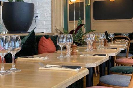 Entrée-plat ou plat-dessert pour 1 ou 2 personnes au restaurant Vittoria