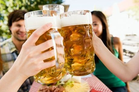 """1 oder 2 Tickets für die """"DDR-Party"""" am 23.10. oder 06.11. in der Speisegaststätte Pila (50% sparen)"""